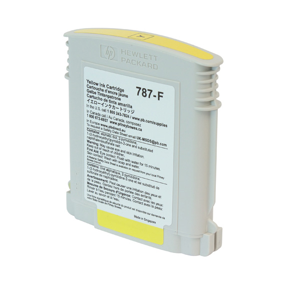 Original Ink Cartridge For Pitney Bowes Connect+ Series Full Colour Machines (Standard Capacity) - Yellow