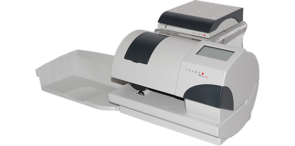 Frama Matrix F2 Low Volume Franking Machine
