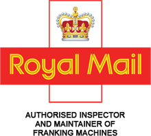 Royal Mail Authorised Maintainer Franking Machines