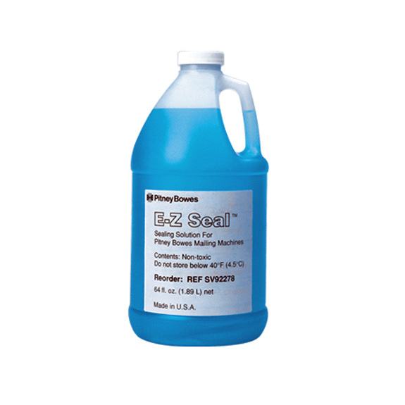 Pitney Bowes Sealing Solution (1.89 litres)